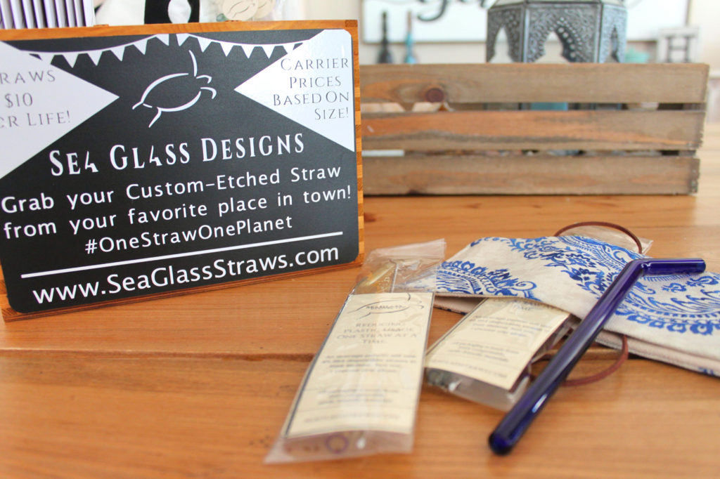 Sea Glass Straws is One Family's Solution to a Global